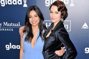News | Chyler Leigh e Floriana Lima parlano della loro relazione in Supergirl: 'E' una storia d'amore ed è bellissima'