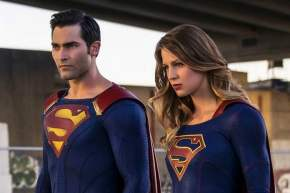 News | Crossover Arrowverse: il ritorno di Superman insieme a LoisLane!