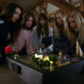 "Recensione | Pretty Little Liars 7×11 ""Playtime"""