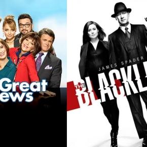News | NBC rinnova The Blacklist e GreatNews