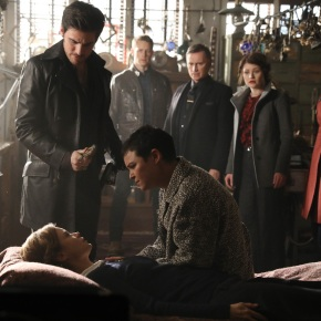 "Recensione | Once Upon a Time 6×19 ""The Black Fairy"""