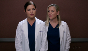 "Recensione | Grey's Anatomy 13×22 ""Leave It Inside"""