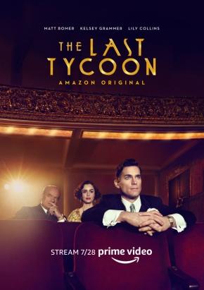 News | Trailer per la nuova serie di Amazon: The LastTycoon