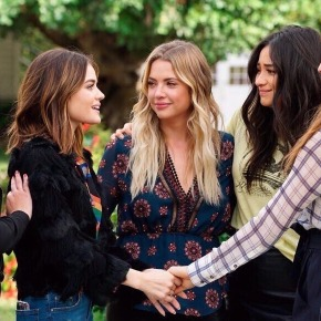"Recensione | Pretty Little Liars 7×20 ""Till DeAth Do Us pArt"""