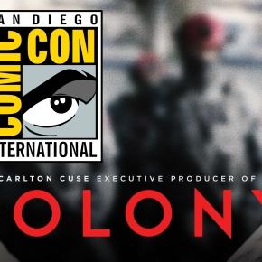 San Diego Comic Con | Il Panel diColony