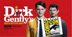 San Diego Comic Con | Il Panel di Dirk Gently's Holistic Detective Agency