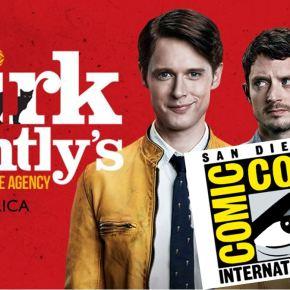 San Diego Comic Con | Il Panel di Dirk Gently's Holistic DetectiveAgency