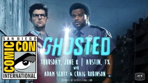 San Diego Comic Con | Il Panel di Ghosted