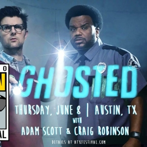 San Diego Comic Con | Il Panel diGhosted