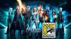 San Diego Comic Con | Il panel di Legends ofTomorrow