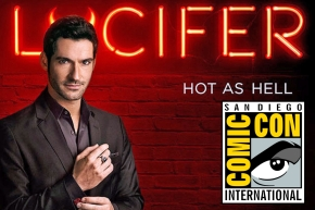 San Diego Comic Con | Lucifer: L'intervista di TvLine a Tom Ellis