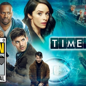San Diego Comic Con | Il Panel di Timeless