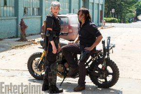 News   The Walking Dead, prima foto ufficiale dell'ottava stagione
