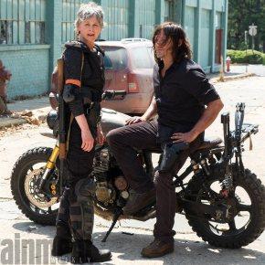 News | The Walking Dead, prima foto ufficiale dell'ottava stagione