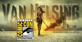 San Diego Comic Con   Il Panel di VanHelsing