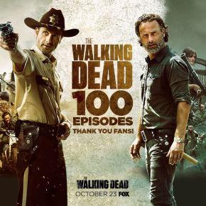 News | The Walking Dead, i saluti del cast per i 100episodi!