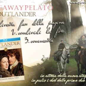 Giveaway Pelato | DVD Outlander Stagioni 1 e2