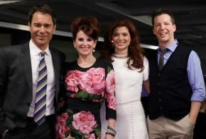 News | Il Revival Di Will e Grace Rinnovato Per Una SecondaStagione
