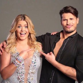 News | Sasha Pieterse Nel Cast Di Dancing With The Stars