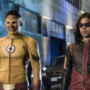"Recensione | The Flash 4×01 ""The Flash Reborn"""