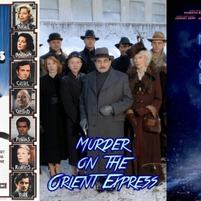 Parliamone | Assassinio sull'Orient Express: 3 piccoli capolavori a confronto