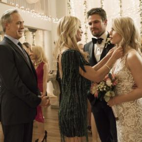News | Foto Spoiler dal matrimonio di Oliver eFelicity