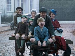 News | Mary Poppins Returns, una nuova immagineufficiale