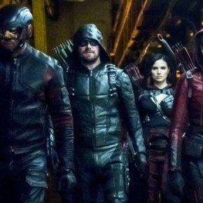 News | Arrow dice addio ad uno degli attori originali dellaserie