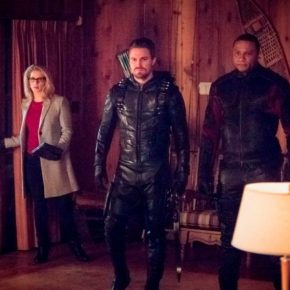 "Recensione | Arrow 6×14 ""Collision Course"""