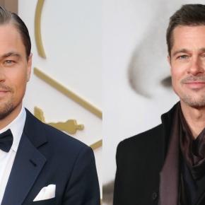 News | Bradi Pitt e Leonardo DiCaprio per la prima voltainsieme