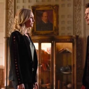 News | The Originals : prima foto ufficiale di Klaus e Caroline nella quintastagione