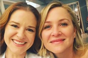 News | Aggiornamento Sul Motivo Per Cui Jessica Capshaw E Sarah Drew Lasceranno Grey'sAnatomy
