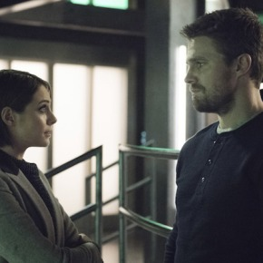 News | Stephen Amell parla dell'addio di Willa Holland