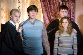 News | Harry Potter: reunion tra Tom Felton, Emma Watson e Matthew Lewis