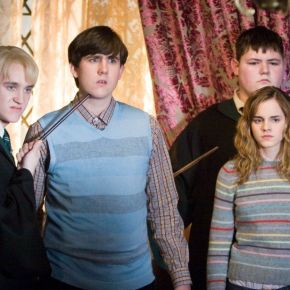 News | Harry Potter: reunion tra Tom Felton, Emma Watson e MatthewLewis