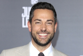 News | The Marvelous Mrs. Maisel: Zachary Levi apparirà regolarmente nella serie