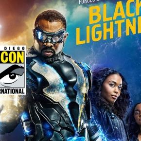 San Diego Comic Con | Il Panel di BlackLightning