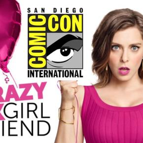 San Diego Comic Con | Il Panel di CrazyEx-Girlfriend