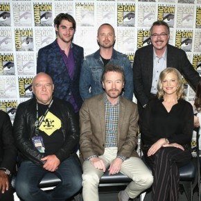San Diego Comic Con | La Reunion di Breaking Bad