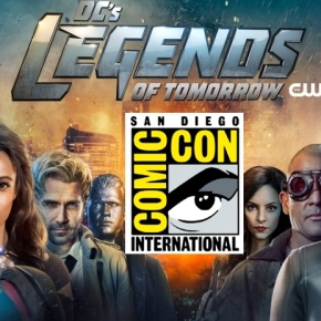 San Diego Comic Con | Il Panel di Legends of Tomorrow