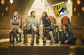San Diego Comic Con | Il panel di The Magicians