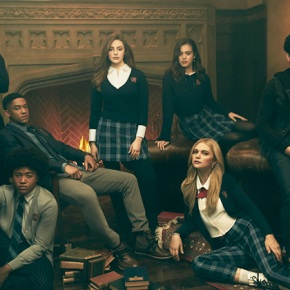 News | Legacies: foto del cast