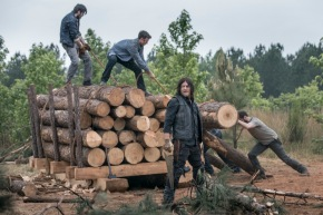 "Recensione | The Walking Dead 9×02 ""The bridge"""