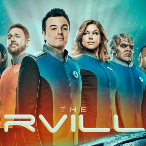 News | The Orville – confermata la data diuscita.