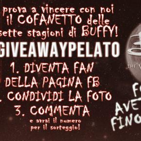 GIVEAWAY PELATO | Buffy L'Ammazzavampiri in un cofanetto con tutte le 7stagioni