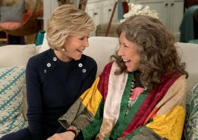 News | Grace and Frankie rinnovato da Netflix