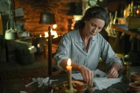 News | Caitriona Balfe ci Offre una Sbirciatina al Nuovo set diOutlander