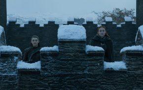 News | Game of Thrones: Sophie Turner e Maisie Williams parlano di Sansa eArya