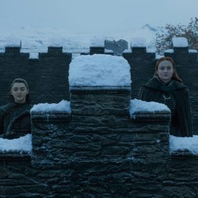 News | Game of Thrones: Sophie Turner e Maisie Williams parlano di Sansa e Arya