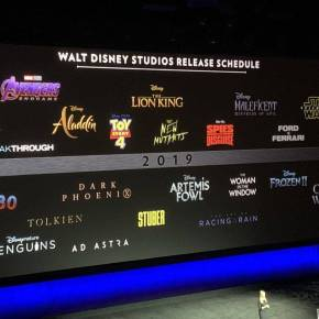 News | Cinemacon Disney-Fox: Presentata la programmazione del 2019